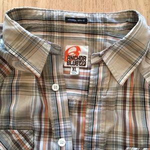 🌺Casual button down shirt.